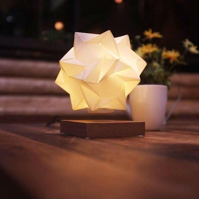 Glow Levitating Mood Lamp