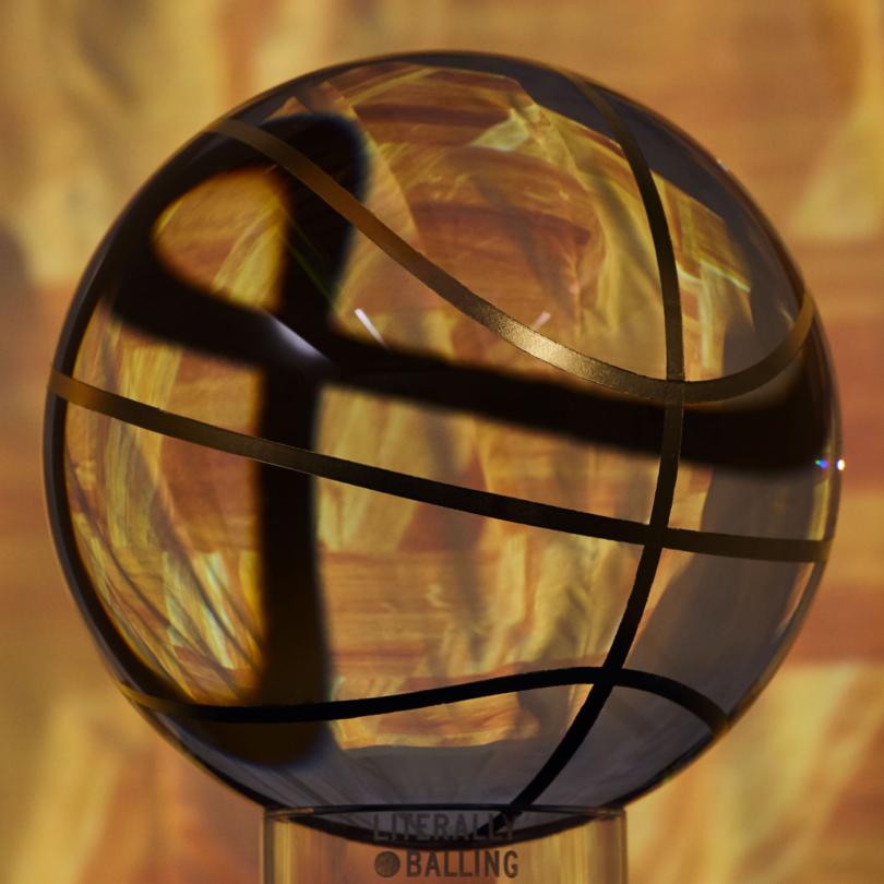 Moonshot VS.002 Crystal Basketball