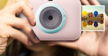LG Instant Digital Camera
