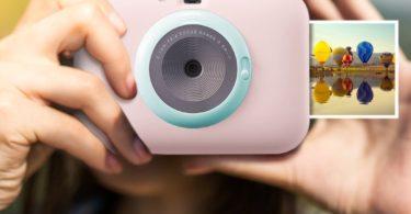 LG Instant Digital Camera