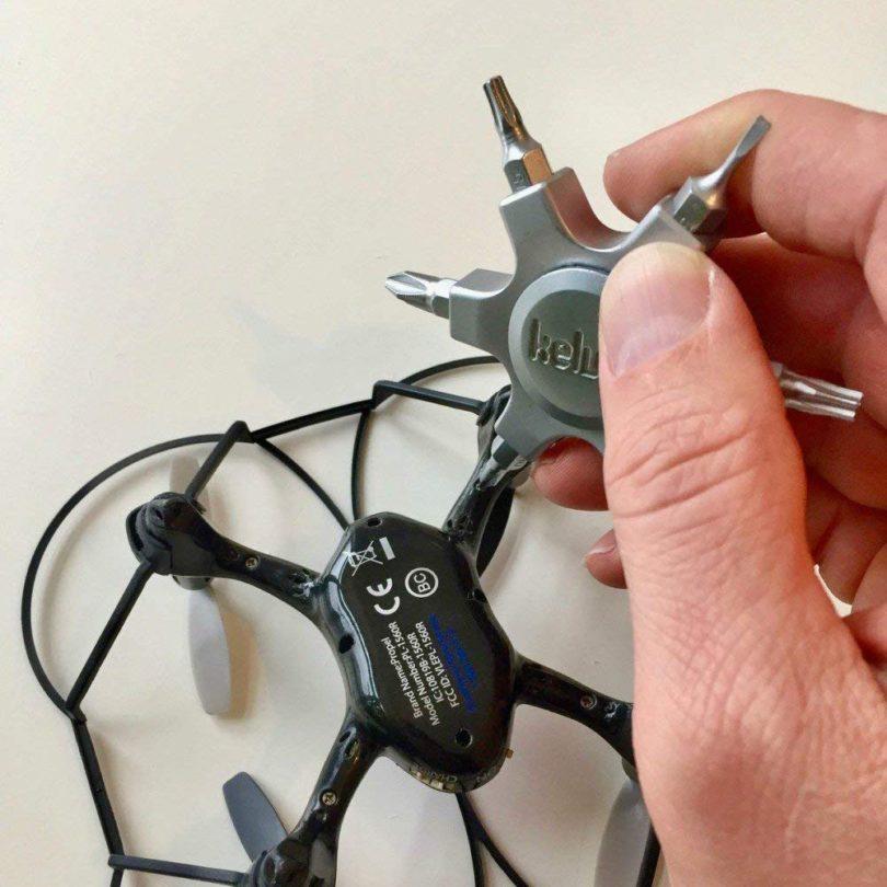 Kelvin.007 Spinner Tool