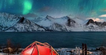 Backdoor Inflatable Tent