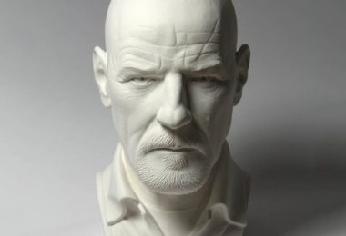 Bust of Heisenberg