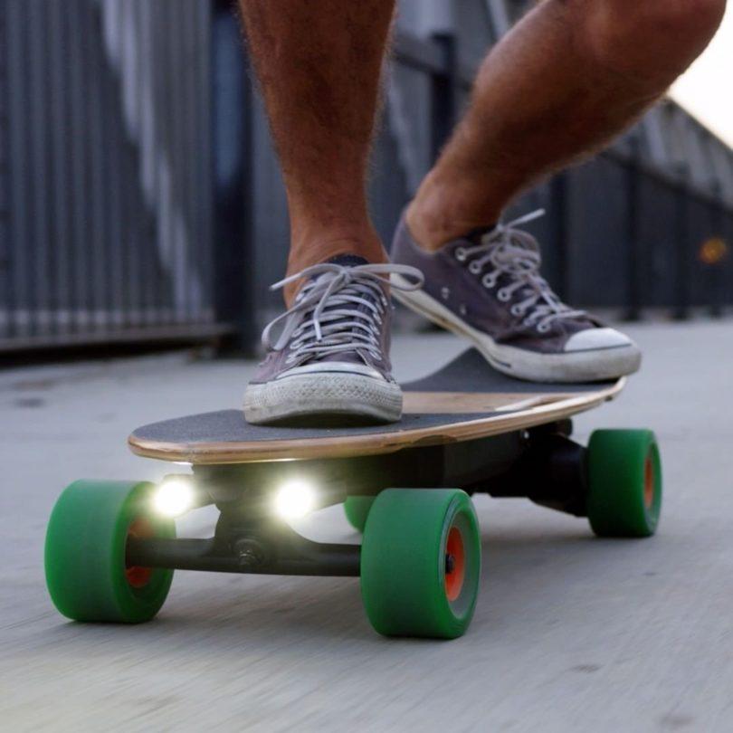 Riptide Electric Skateboard