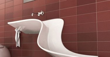 Abisco Stone Bathroom Sink