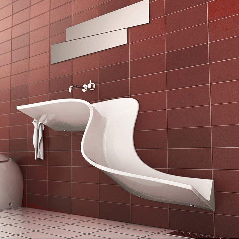 Abisco Stone Bathroom Sink