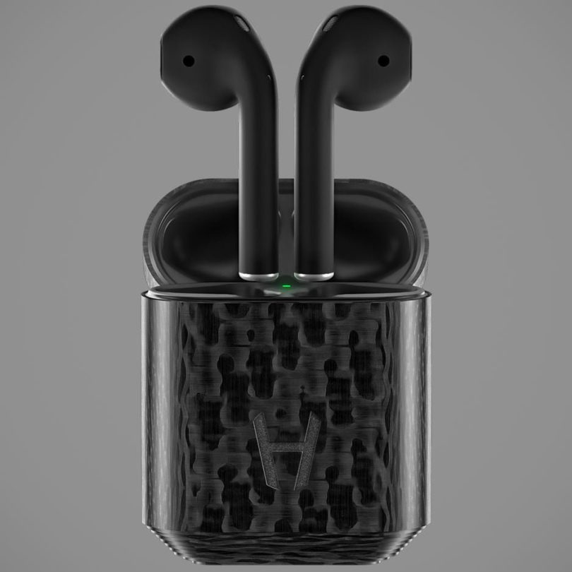 Hadoro AirPods Carbon Black