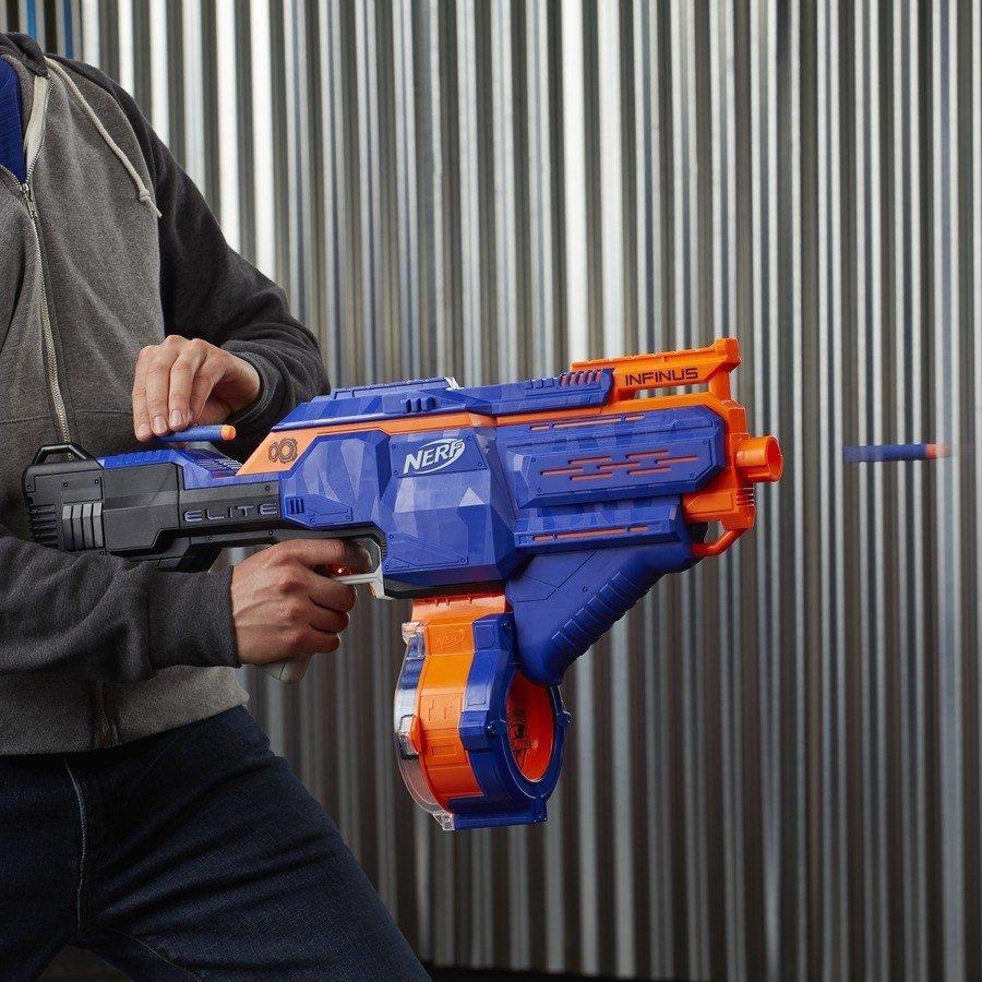 Nerf N-Strike Elite Infinus » Petagadget