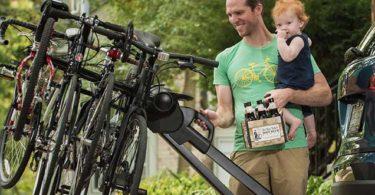 Saris Glide EX 4-Bike Hitch