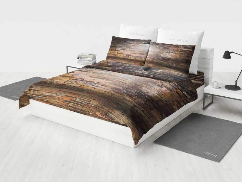 Rustic Home Decor McQueen Toddler Bedding Set