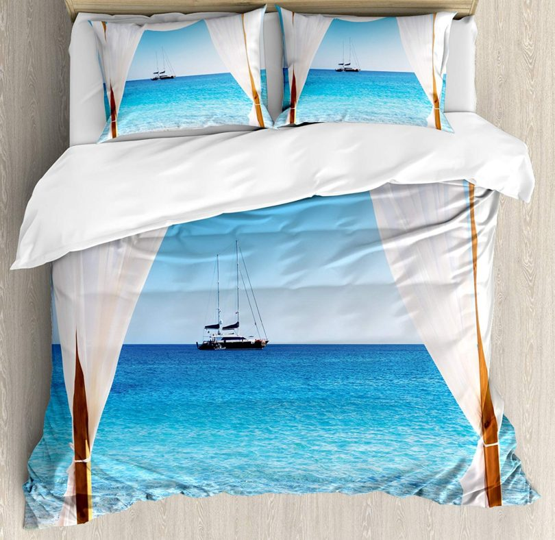 Summer Sea Bedding Set