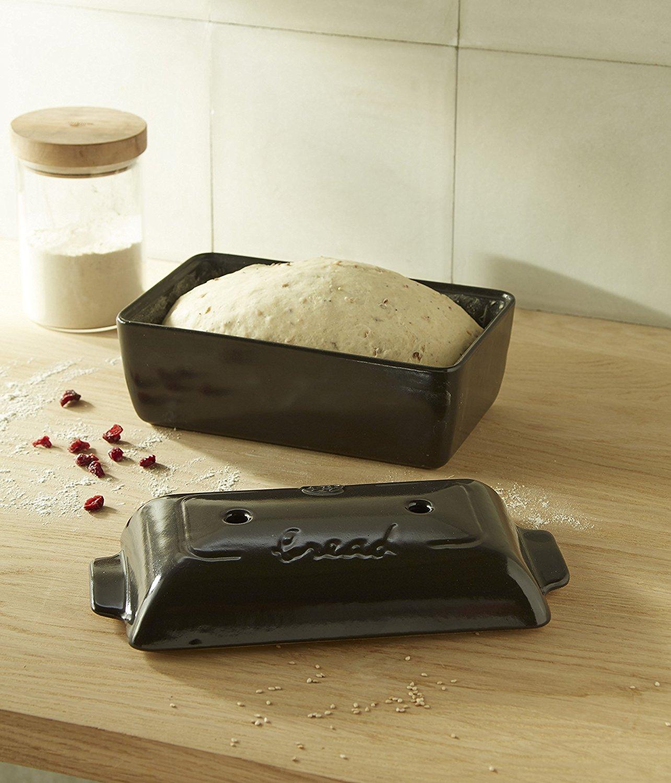 Emile Henry Made In France Bread Loaf Baker