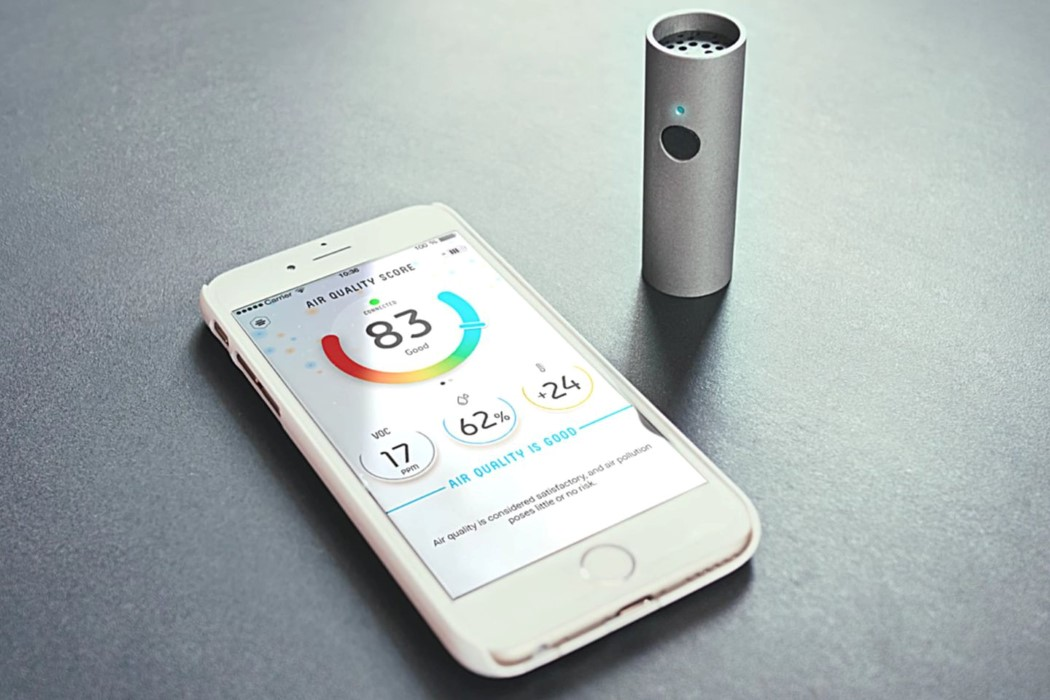 Atmotube 2.0 – Portable Air Quality Monitor