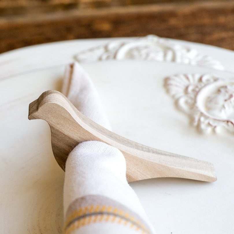 Eames Bird Napkin Rings