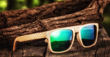 Earth Wood Whitehaven Polarized Sunglasses