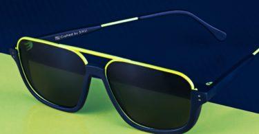 Derez Neon Sunglasses