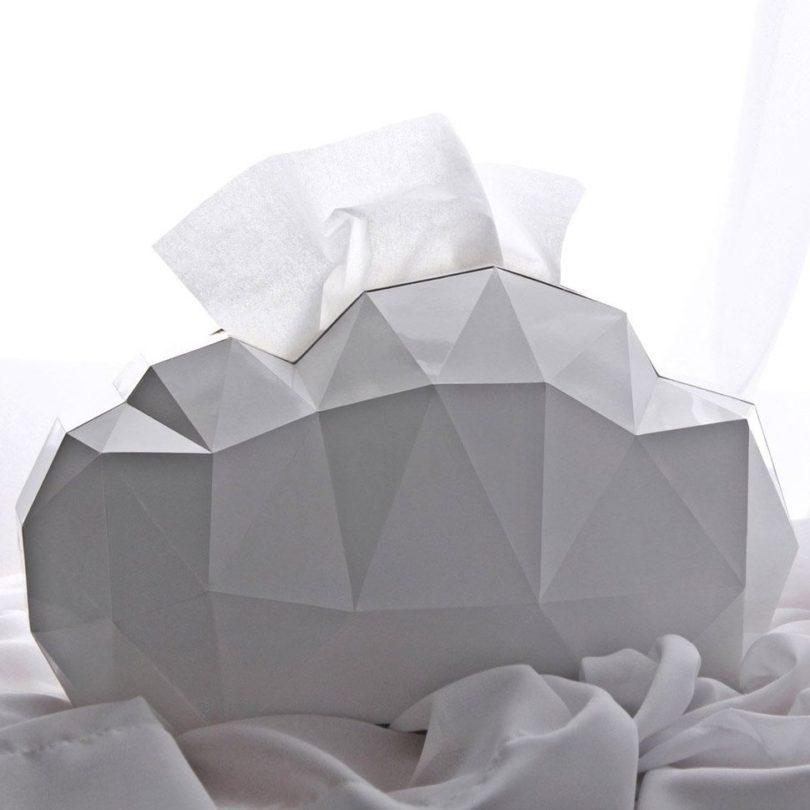 Cloud Paper Tissue Case
