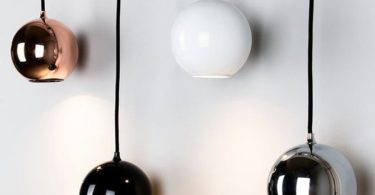 Boule Hanging Light