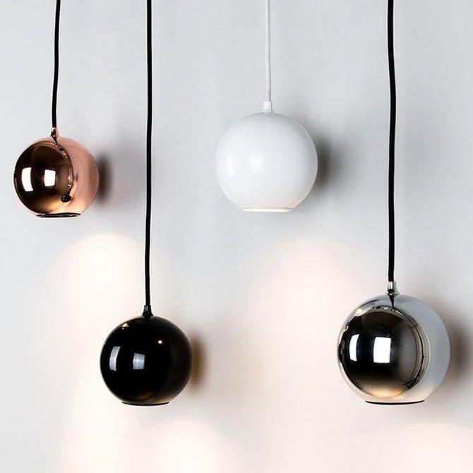 Boule Hanging Light