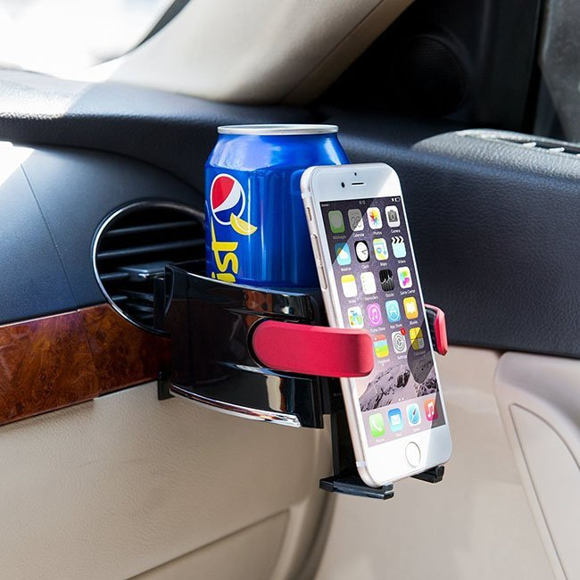 Car Phone Drink Holder
