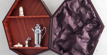 Septagon Bar Cabinet by Elisa Strozyk & Sebastian Neeb