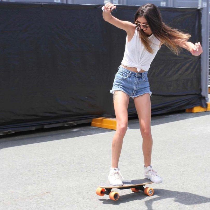 Mini Fiik Electric Skateboard