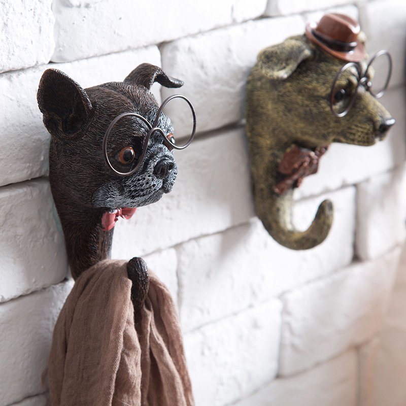 Dog Single Wall Hooks
