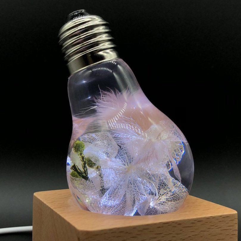 Blossom LED Bulb
