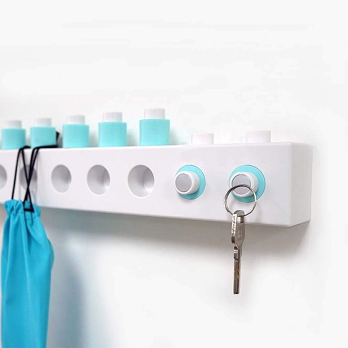 DIY Building Magnetic Hanger Block Hooks