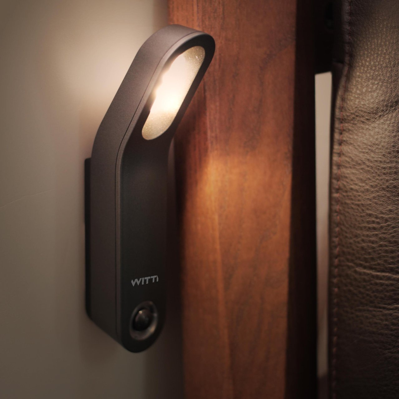 HANDI Portable Night Light with Motion Sensor