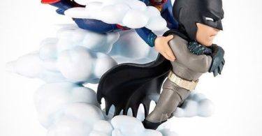 Finest Batman and Superman Q-Fig