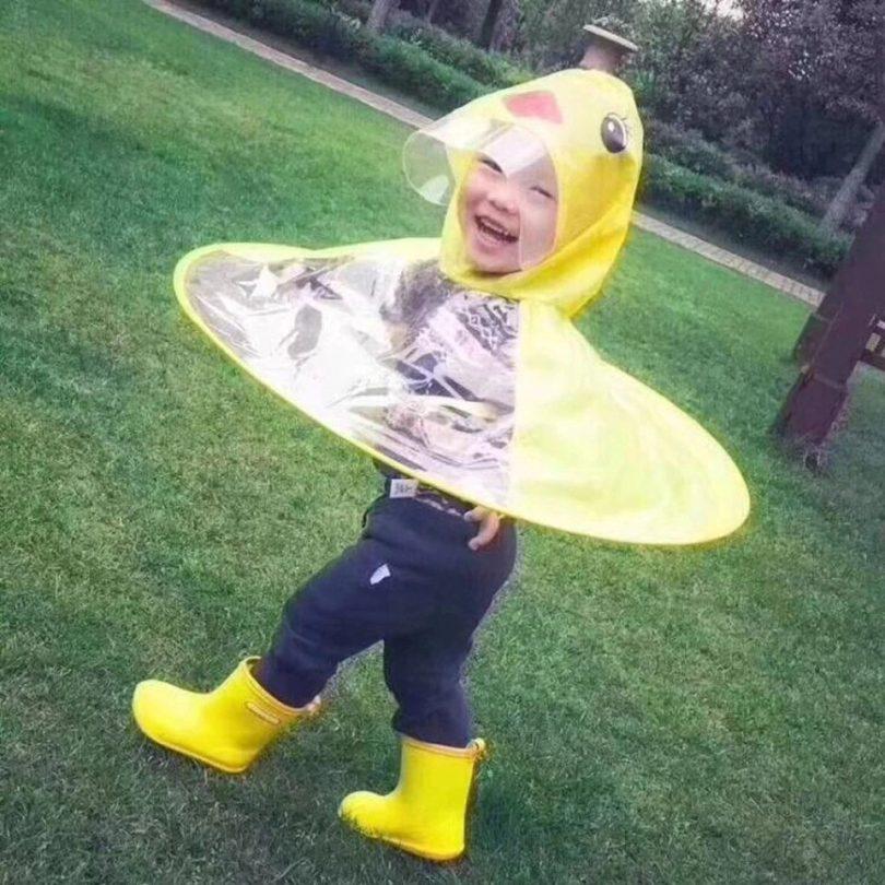 Duck Raincoat