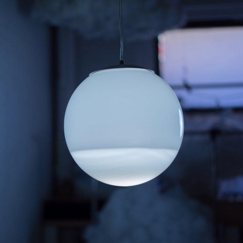 Glow Rain Lamp