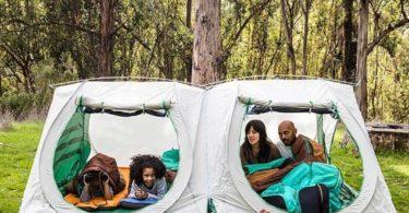 Sierra Shack Pop-Up Expandable Tent