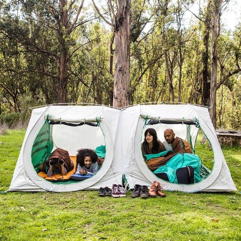 Sierra Shack Pop-Up Expandable Tent