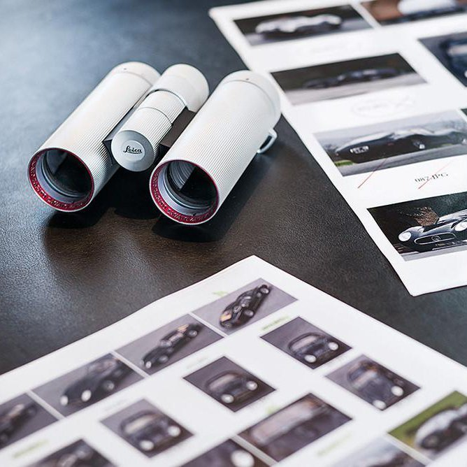 Leica Ultravid 8×32 Edition Zagato