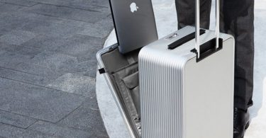 TUPLUS X1 Carry-on Aluminum Suitcase