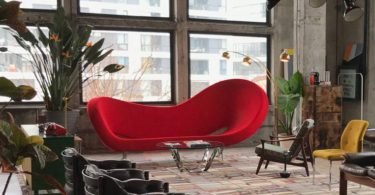 Vintage Model 290 Victoria & Albert Sofa by Ron Arad for Moroso