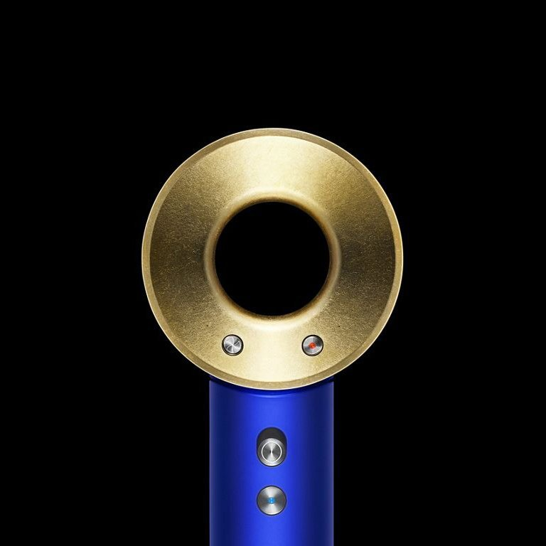 Dyson Supersonic 23.75K Gold Hair Dryer