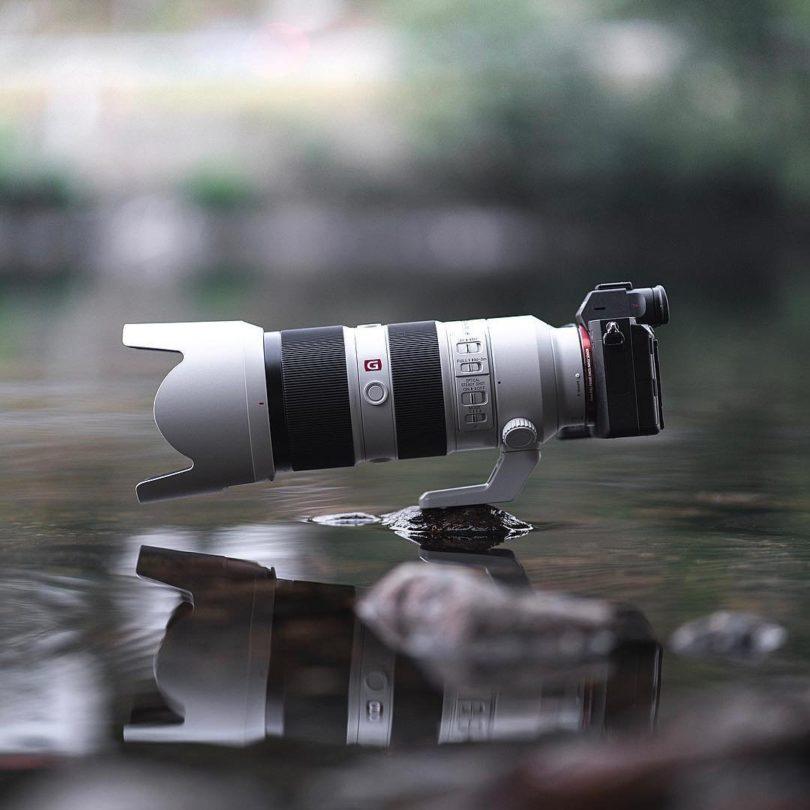 Sony G Master FE 70-200mm Lens