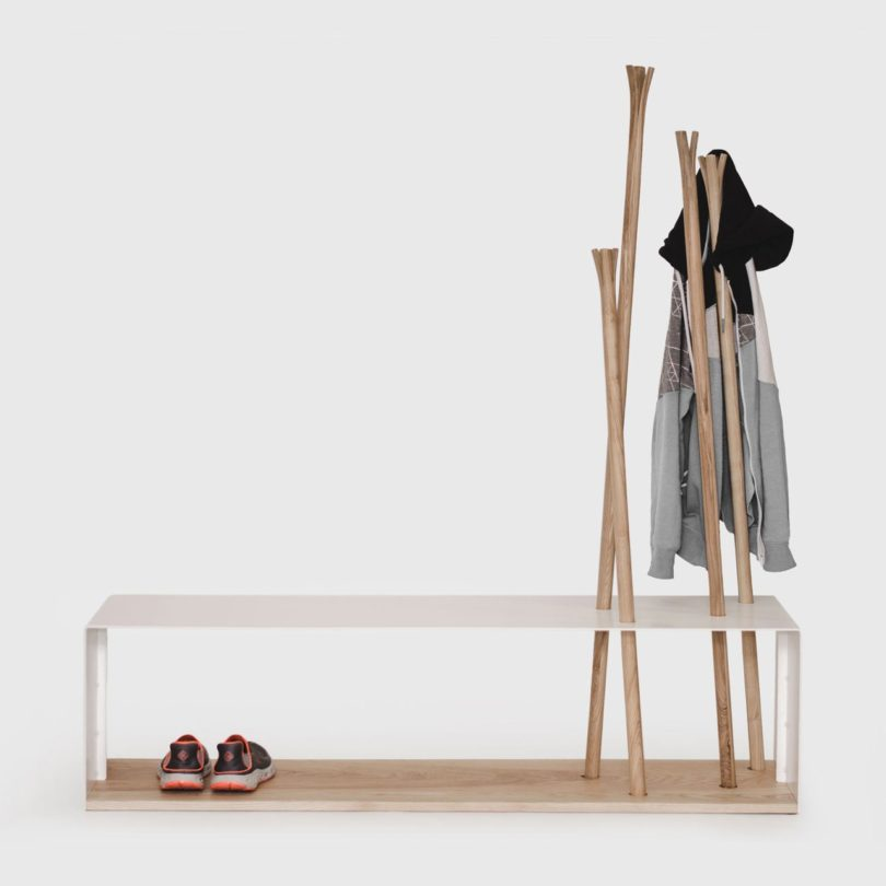 Hilka Coat Rack