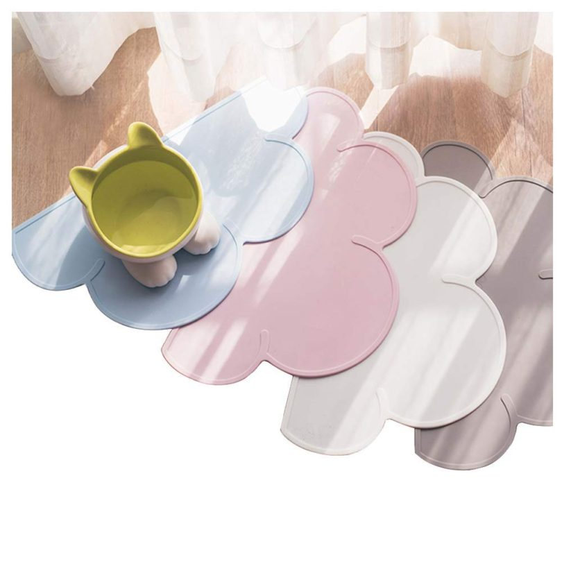DesignSter Cloud Pet Food Tray