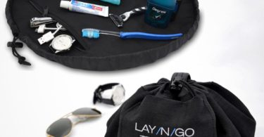 Traveler Dopp Kit by Lay-n-Go