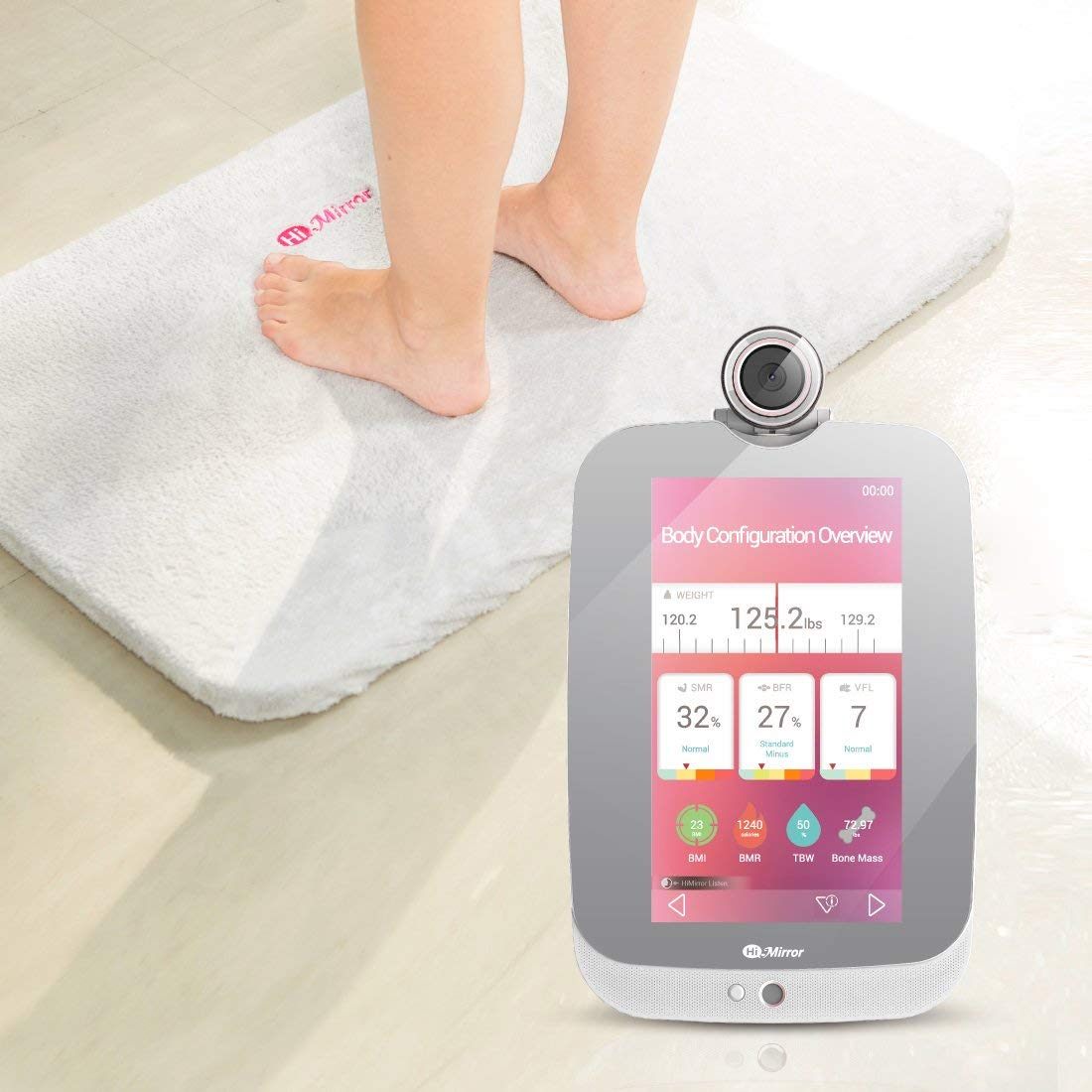 HiMirror, Smart Body Scale