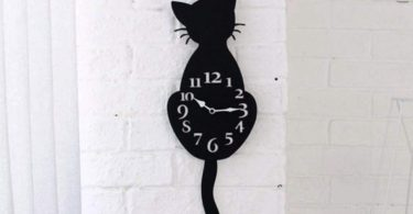 Wall Cat Watch