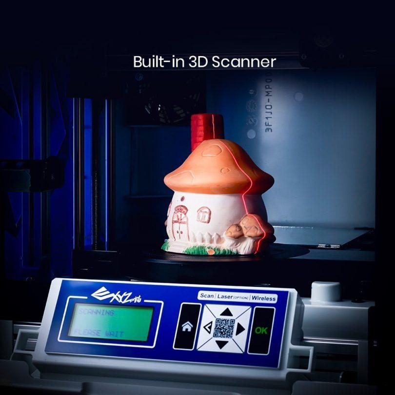 da Vinci Jr. 1.0 3in1 Wireless 3D Printer