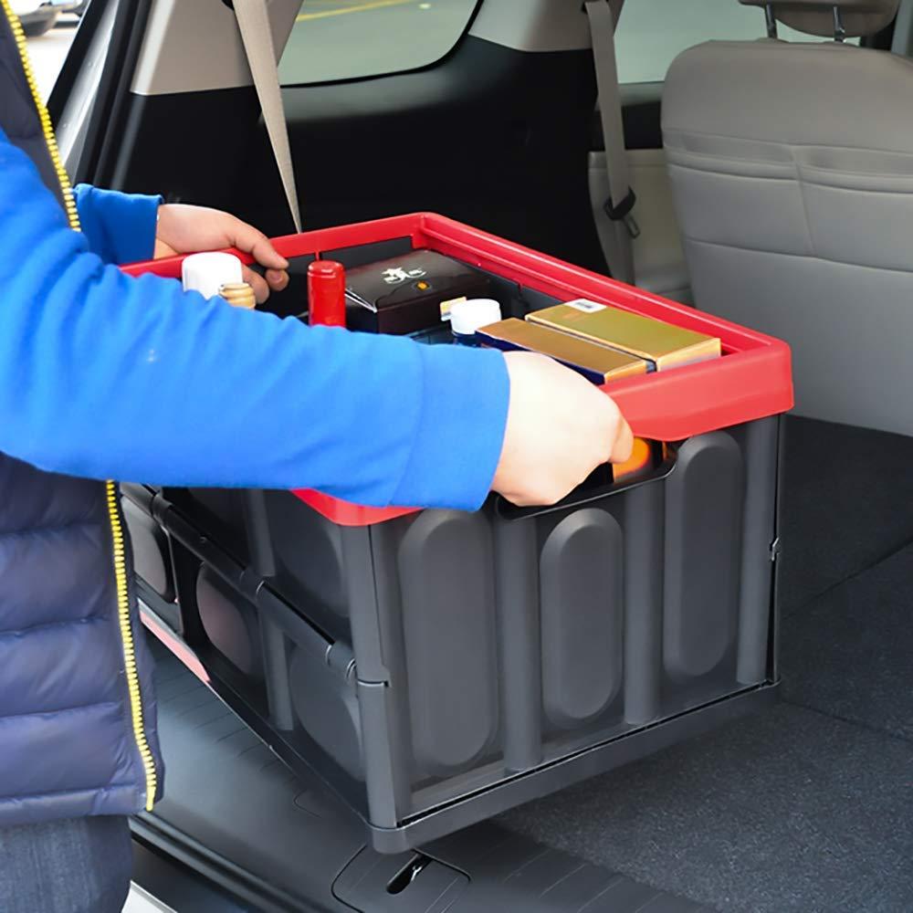 KinHwa Collapsible Car Trunk Storage Organizer Auto Cargo Storage
