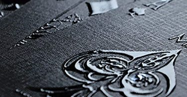 MPC Impressions Playing Cards Stealth Edition