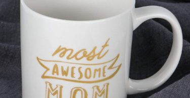 Mother's Day Gift Ceramic Coffee or Tea Mug