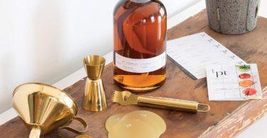 Teroforma 1pt Bar Bottle Kit
